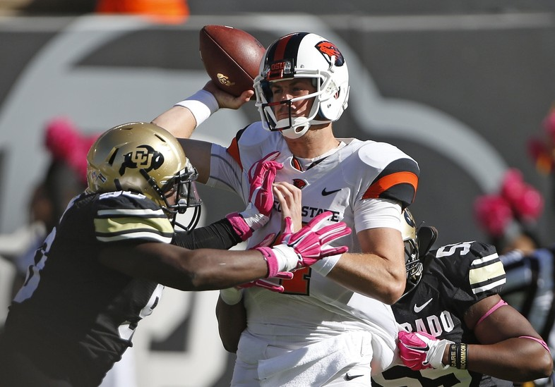 """<p>Oregon State grabbed a big road win<span data-term=""""goog_876322815"""" tabindex=""""0"""">Saturday</span>, <a href=""""http://pac-12.com/videos/highlights-oregon-state-holds-back-colorado"""" target=""""_blank"""">holding off a game Colorado team.</a>Colorado continues to show it is a<a href=""""http://pac-12.com/article/2014/10/04/colorados-tyler-mcculloch-steps-nelson-spruce-check"""" target=""""_blank"""">different team than years past, despite the loss</a>. Terron Ward rushed for over 100 yards,<a href=""""http://pac-12.com/article/2014/10/04/terron-wards-2-touchdowns-propel-oregon-state-past-colorado"""" target=""""_blank"""">and the Beavers stayed in the ranks of one-loss Pac-12 teams.</a><a href=""""http://pac-12.com/football/event/2014/10/16/utah-oregon-state"""">Oregon State sees Utah on Oct. 16</a>, while <a href=""""http://pac-12.com/football/event/2014/10/18/colorado-usc"""">the Buffs have USC later thatweek.</a></p>"""