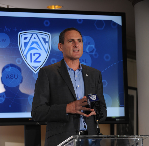 Photos: Day 1 of 2014 Pac-12 Football Media Day