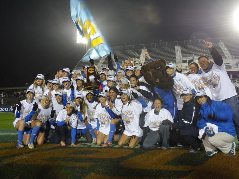 UCLA women's soccer won its first national title in program history in an overtime, 1-0 victory over Florida State. The Bruins finished the season with a 21-game unbeaten streak.