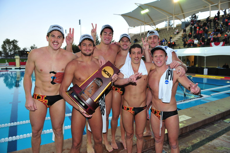 USC had a stellar comeback victory in the championship match to take home the men's water polo title this winter. It was the sixth-consecutive title in the sport for the Trojans.