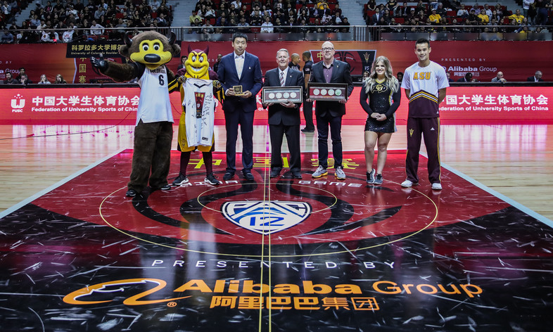 Photo Gallery: Best of 2019 Pac-12 China Game Week