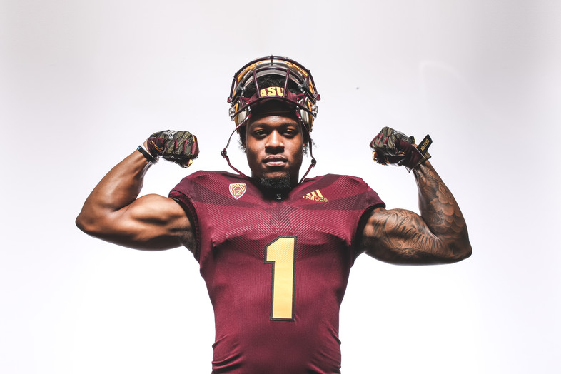 Arizona State WR N'Keal Harry