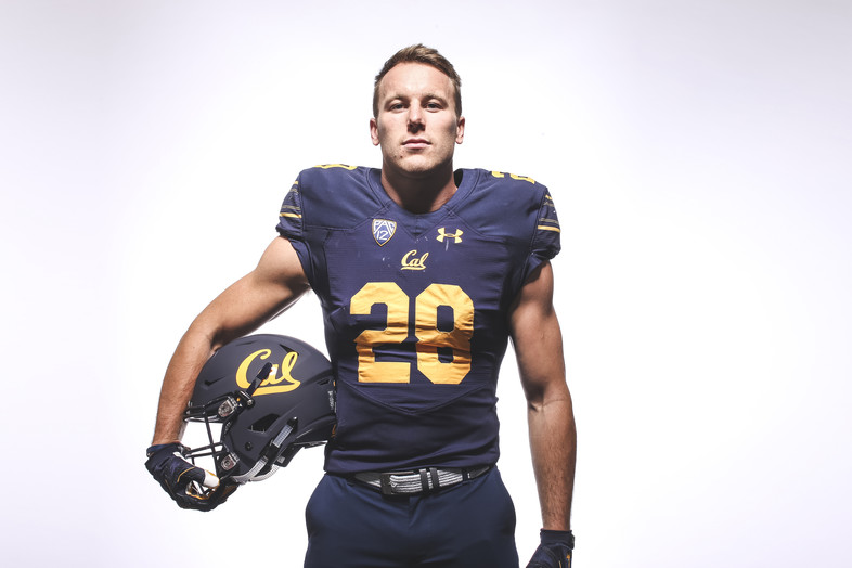 Cal RB Patrick Laird