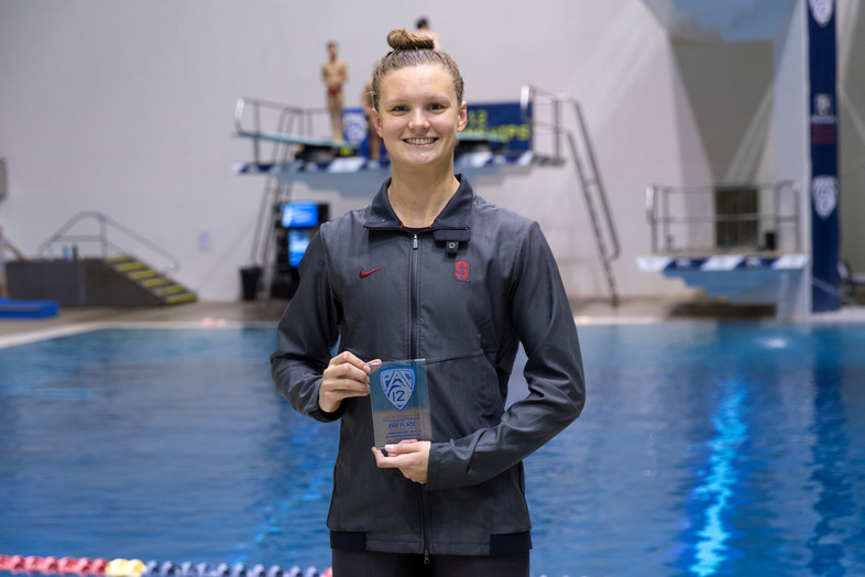 2019 Pac-12 Swimming (W) & Diving (M/W) Championships: New record holders highlight an action-packed week in Federal Way