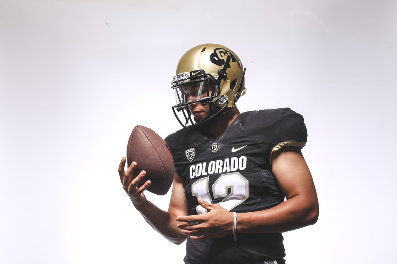 Colorado QB Steven Montez