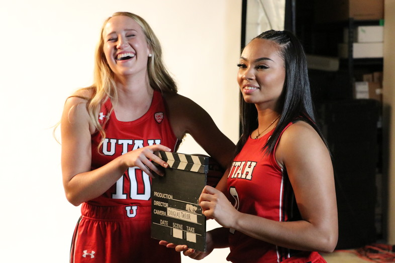 Gallery: Photos from 2019 Pac-12 Women's Basketball Media Day
