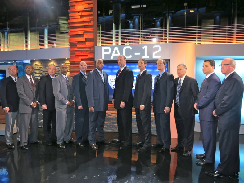 Photos: 2012 Pac-12 Men's Basketball Media Day