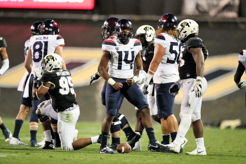 <p>The college football world was introduced to Khalil Tate, who averaged an FBS-leading 10.2 yards per carry. </p>