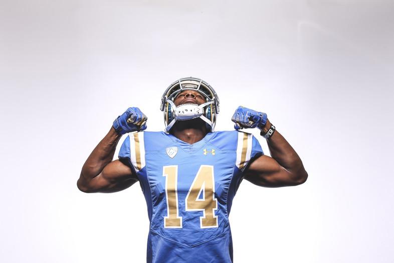 UCLA LB Josh Woods