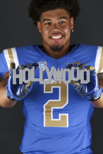 UCLA WR Theo Howard