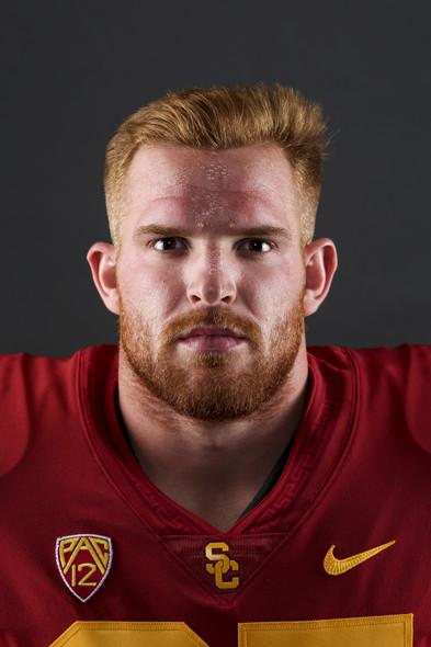 USC LB Cameron Smith
