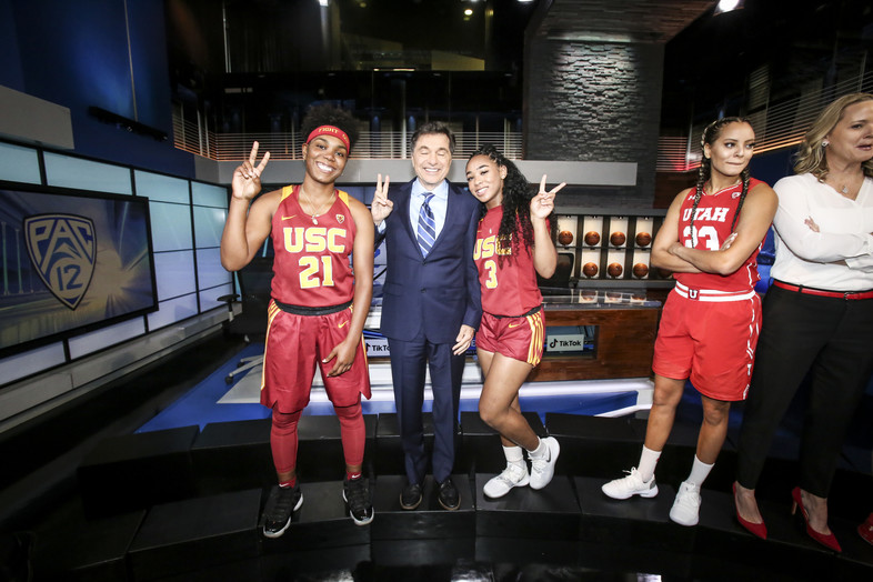 2018 Pac-12 Women's Basketball Media Day: Stars align across the conference