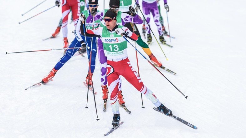 <p>Martin Bergström helped Utah capture it's 11th NCAA Skiing Championship, it's first since 2003. </p>