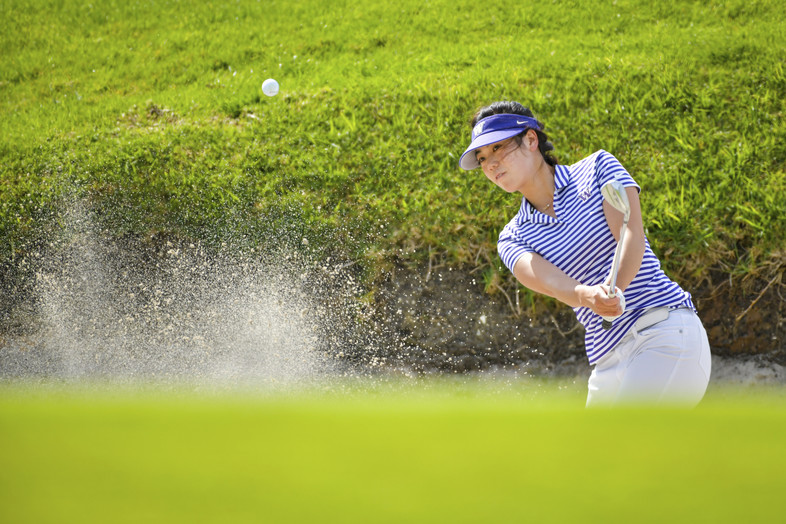 Sights from the 2019 Pac-12 Women's Golf Championships