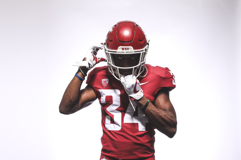 Washington State S Jalen Thompson