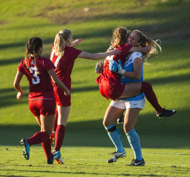 <p>For the first time in school history, Washington State women's soccer made it to the third round of the NCAA Tournament.</p>