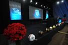 Photos: Behind the scenes at Football Media Day