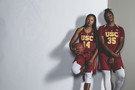 2017 Pac-12 Women's Basketball Media Days: Players and coaches have some fun