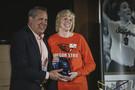 Oregon State's Carol Menken-Schaudt.