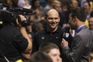 <p>Head coach Mark Helfrich of Oregon footballcame down to Las Vegas with his whole coaching staff to root on the Ducks in their quarterfinal matchup against UCLA on Thursday.</p>