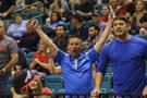Pac-12 Tournament photos: Festive fans enjoy Las Vegas