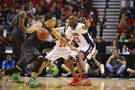 Pac-12 Tournament photos: Arizona routs Oregon in championship