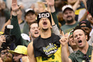 """<p>MARCH - Oregon men's basketball capped off an impressive season with a <a href=""""http://pac-12.com/videos/highlights-oregon-wins-big-over-utah-take-pac-12-tournament-championship"""" target=""""_blank"""">win in the Pac-12 Tournament in Las Vegas</a>. The Ducksalso finished at the top of the conference in the regular season.</p>"""