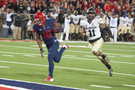"""<ul><li><a href=""""http://pac-12.com/videos/recap-arizona-football-uses-turnovers-beat-colorado"""">Arizona nabbed an important win over Colorado</a> on Saturday to keep pace in the <a href=""""http://pac-12.com/sport/football/standings"""">chaotic South Division</a></li> <li><a href=""""http://pac-12.com/videos/arizona-footballs-anu-solomon-after-no-19-wildcats-beat-colorado"""">Anu Solomon threw for four touchdowns</a>and ran for 115 yards</li> <li><a href=""""http://pac-12.com/samajie-grant-jumps-colorado-defender"""">Samajie Grant turned heads with this sky-high hurdle</a> over his defender</li> </ul>"""