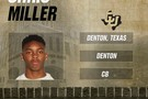 """<p><a href=""""https://twitter.com/RunRalphieRun/status/826828189460623360"""" target=""""_blank"""">Colorado announces signing cornerback and Texas-native Chris Miller</a> to the Buffs family with this infographic.</p>"""