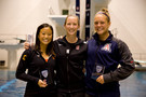 Photos: 2014 Pac-12 Women's Swimming & Diving Championships day 2