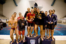 Photos: 2014 Pac-12 Men's Swimming Championships day 1