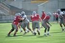 Photos: Football Training Camp shoot at Washington State