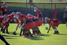 Photos: Football Training Camp shoot at Utah