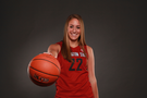 <p>Washington State guard/forward Sage Romberg</p>