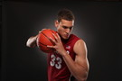 <p>Stanford Cardinals senior forward Dwight Powell.</p>