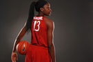 <p>Stanford forward Chiney Ogwumike</p>