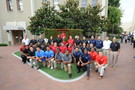 """<p>Pac-12 coaches and student-athletes pose for a <a href=""""http://beta.pac-12.com/article/2013/07/26/rivals-friendly-photo-shoot-point-1"""">friendly group photo</a>at Sony Pictures Studios before kicking off 2013 Football Media Day.</p>"""