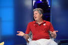 WSU's Mike Leach offered his opinions on DeflateGate, the Kardashians and more on SportsCenter in Bristol, CT.