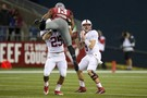"""<p><a href=""""http://pac-12.com/videos/highlights-stanford-football-rolls-over-washington-state"""" target=""""_blank"""">Hello, explosiveness</a>. The Cardinal's one glaring deficiency from a year ago is seemingly gone. All of Stanford's touchdowns came from outside the red zone in a tour de force at CenturyLink Field.<a href=""""http://pac-12.com/stanford-football-barry-sanders-famous-father"""" target=""""_blank"""">Barry Sanders looked like his dad</a>and the defense returned two interceptions for touchdowns, too. Next up, David Shaw's club has its<a href=""""http://pac-12.com/event/2013/10/05/washington-stanford"""" target=""""_blank"""">shot at revenge against Washington</a>.</p>"""