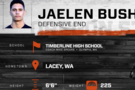 """<p>Oregon State introduced their new players to the Corvallis community with an <a href=""""https://twitter.com/BeaverFootball/status/826826823602368513"""" target=""""_blank"""">infographic and highlights</a>.</p>"""