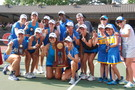 The UCLA women fought down to the final singles point to clinch the women's tennis title, the second in program history. It gave UCLA its 111th national championship, which leads the nation.