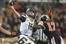 """<p>California piled up 269 yards on the ground, <a href=""""http://pac-12.com/article/2014/11/01/daniel-lasco-carries-cal-football-win-corvallis"""">188 of themfrom Daniel Lasco</a>, helping the <a href=""""http://pac-12.com/videos/recap-cal-holds-oregon-state"""">Bears toan impressive road win Saturday over Oregon State.</a> <a href=""""http://pac-12.com/article/2014/11/01/oregon-states-sean-mannion-becomes-pac-12-all-time-passing-leader"""">It was a milestone night for OSU's Sean Mannion,</a> but the Beavers dropped their second consecutive home game and third straight overall. <a href=""""http://pac-12.com/football/event/2014/11/08/washington-state-oregon-state"""">Oregon State hosts Washington State next week</a>, while the Bears are on a bye.</p>"""