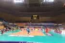 """<p>The Pac-12 all-stars and Fujian put on a <a href=""""http://pac-12.com/article/2014/06/21/pac-12-all-star-team-wraps-first-stop-china-tour-3-1-record"""" target=""""_blank"""">five-set show for the fans Saturday</a> in Sanming.</p>"""