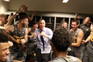 <p>Head coach Bobby Hurley is feelin' it with the Sun Devils off to their best start in program history.</p>