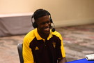 <p>Arizona State's Kalen Ballage</p>