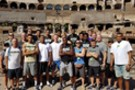 <p>The Buffs headed to Italy and enjoyed the Coliseum. </p>