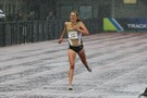 <p>Colorado's Erin Clark helped lead the Buffs to a third-straight Pac-12 women's cross country title.</p>