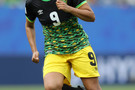 June 9: Former Oregon defender Marlo Sweatman played all 90 minutes in Jamaica's 3-0 loss to Brazil in their opening match of the World Cup