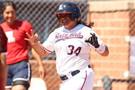 <p>Arizona softball brought home the 2017 Pac-12 conference title.</p>