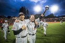 <p>For the sixth time in program history, the Beavers headed to Omaha.</p>